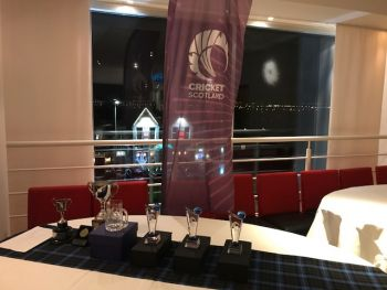 Cricket Scotland Award