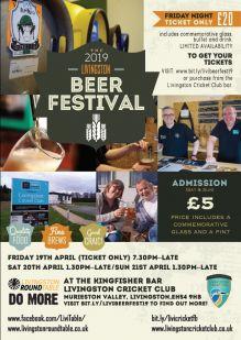LRT Beer Festival Poster 2019
